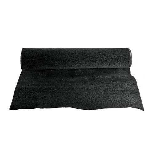 Carpet Roll Black 60FT Props AV Audio Visual