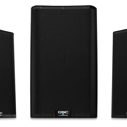 QSC K12 2 Powered Speaker Rental
